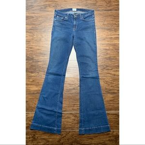 Hudson Bellbottom Jeans 29